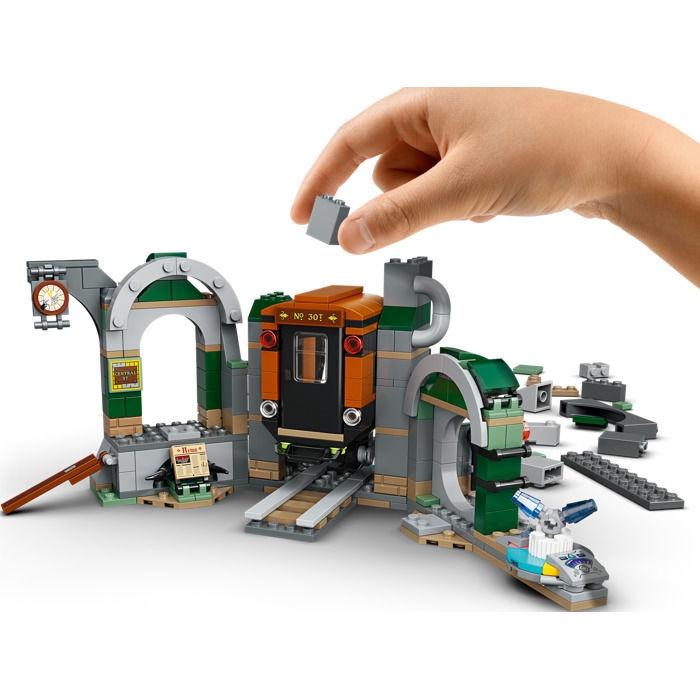 Konstruktorius Lego Hidden Side Newbury Subway 70430