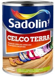 Grindų lakas Sadolin Celco Terra 20, pusiau matinis, 1 l