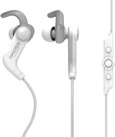 Ausinės Koss BT190i In-Ear Earphones White