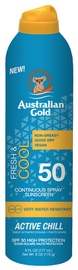Australian Gold Fresh & Cool Continuous Spray Sunscreen SPF50 177ml
