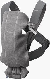 Babybjorn Baby Carrier Mini Dark Grey Jersey