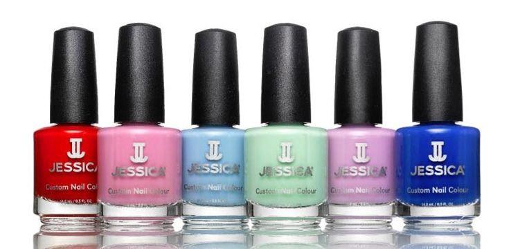 Jessica Custom Nail Colour 14.8ml 344