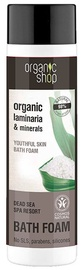 Organic Shop Dead Sea SPA Resort Youthful Skin Bath Foam 500ml