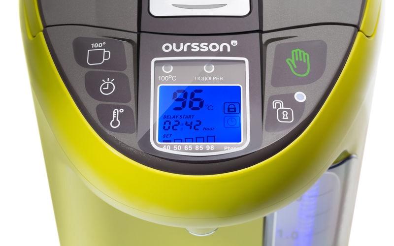 Elektrinis virdulys Oursson Thermo Pot TP3310PD/GA