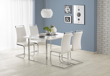 Halmar Dining Table Lion White