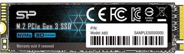 Silicon Power P34A60 512GB M.2 NVMe PCIe Gen3×4