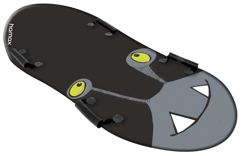Hamax Twin Tip Surfer Black