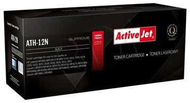 Кассета для принтера ActiveJet Toner Supreme ATH-12N 2300p Black
