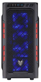 Fortron Tower CMT210-RED Black
