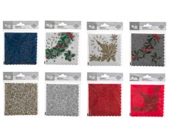 Ziemassvētku papīra salvetes Winteria, 23x23 cm, 20 gab.