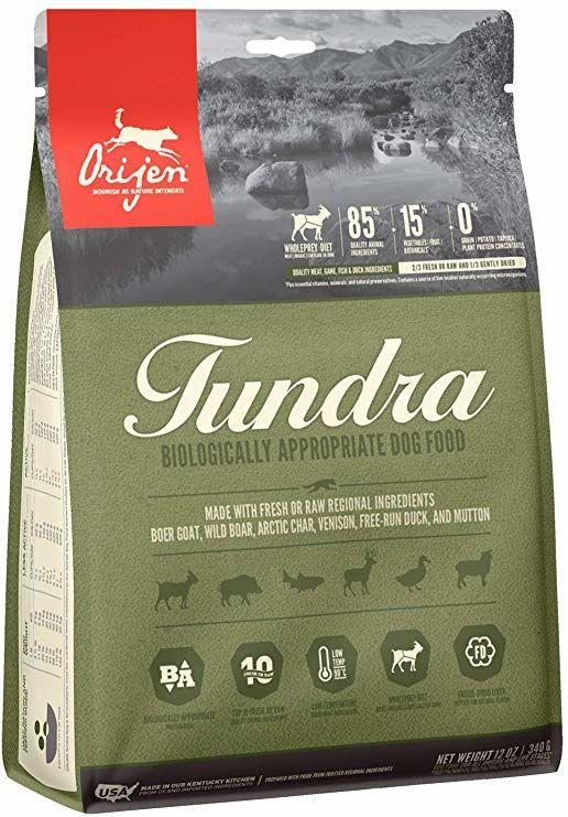 Orijen Tundra Dog Food 340g