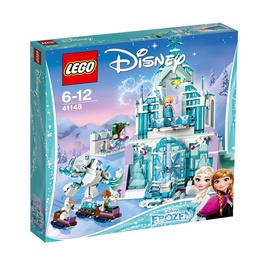 Konstruktors Lego Disney Princess Elsa's Magical Ice Palace 41148