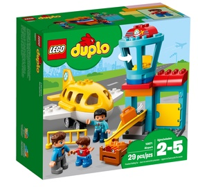 Конструктор LEGO Duplo Town Аэропорт 10871, 29 шт.