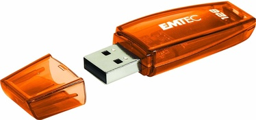 Emtec C410 Color Mix 128GB USB 2.0 Red