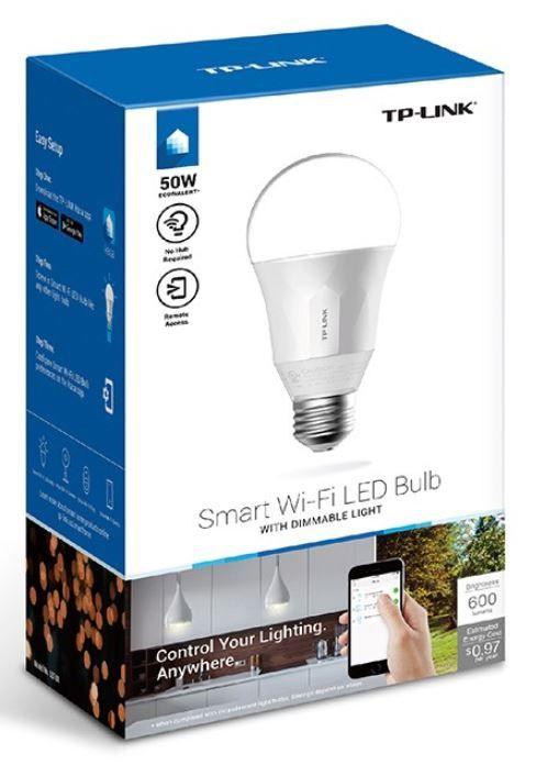 TP-Link Smart Wi-Fi LED Bulb