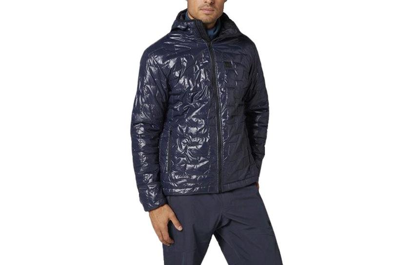 Helly Hansen Lifaloft Hooded Insulator Mens Jacket 65604-994 Navy M