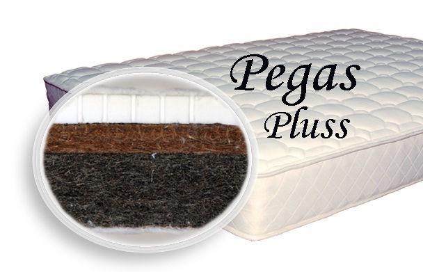 Matracis SPS+ Pegas Pluss, 90x200x10 cm