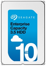Seagate Enterprise Capacity 10TB 7200RPM SATA 256MB ST10000NM0016