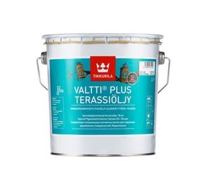 Õli Valtti Plus Terassiöljy pruun 2,7l