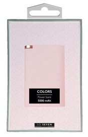 So Seven Colors 5400mAh Power Bank