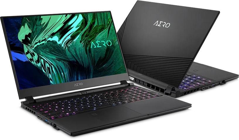 Ноутбук Gigabyte Aero, Intel® Core™ i7, 16 GB, 512 GB, 15.6 ″