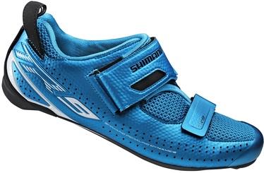 Велосипедная обувь Shimano Road SH-TR900, синий, 45