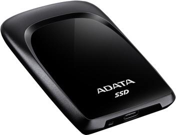 Жесткий диск (внешний) ADATA SC680 960GB Black