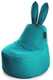 Кресло-мешок Qubo Baby Rabbit, синий, 120 л