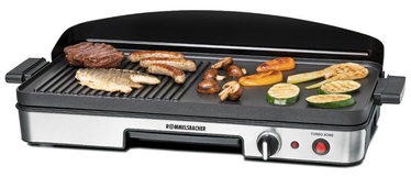 Rommelsbacher Table Grill BBQ 2003 Black/Inox
