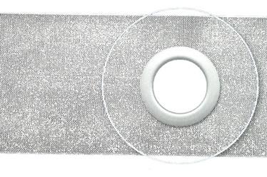 Užuolaidos juostelė TZ17, balta, 100 mm
