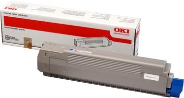 Lazerinio spausdintuvo kasetė Oki 44643003 Cyan