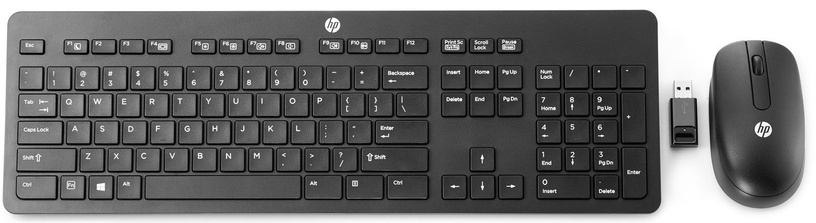 HP Wireless Slim Business Keyboard US