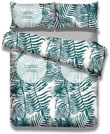Gultas veļas komplekts AmeliaHome Averi Bush, daudzkrāsains, 135x200/80x80 cm