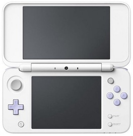 Nintendo New 2DS XL incl. Tomodachi Life White/Lavender