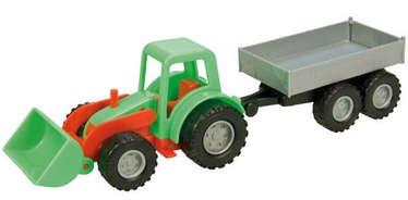 Lena Mini Compact Tractor With Trailer 1240