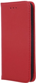 OEM Smart Pro Bookcase For Samsung Galaxy A41 Red