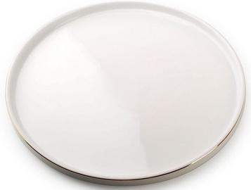 Mondex Grace Dinner Plate White 26.7cm