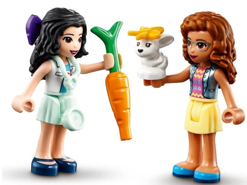 Constructor LEGO Friends Vet Clinic Ambulance 41445