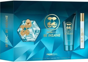 Набор для женщин Pacha Ibiza Be Insane 3pcs Set 165 ml EDT