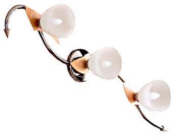 Griestu lampa HR-B-115 3x60W E27