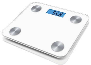 Platinet Bathroom Body Scale PBSBTW White
