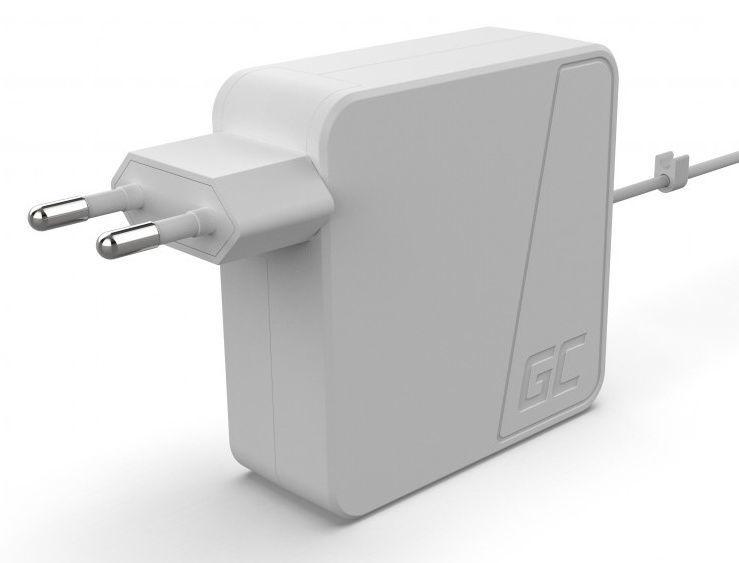 Адаптер Green Cell AD03 60W 16.5V 3.65A for Apple Macbook