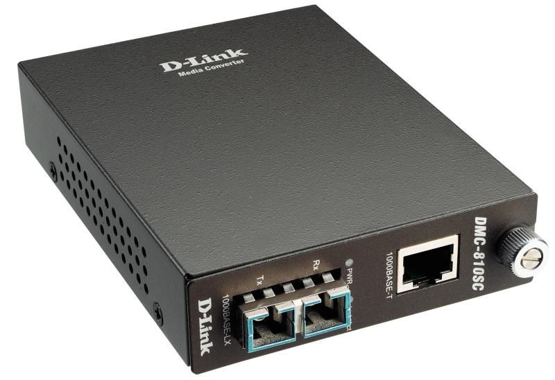 D-Link DMC-810SC Media Converter