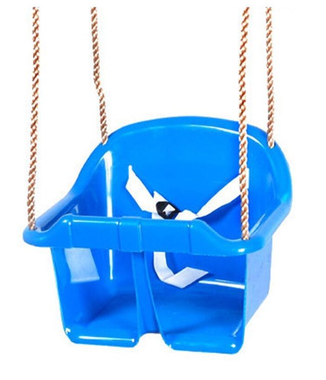 Plastmasas šūpoles 4IQ
