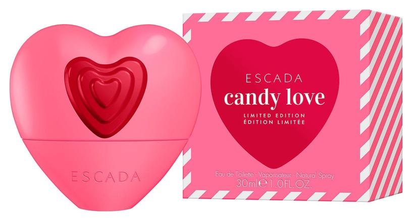 Туалетная вода Escada Candy Love EDT 30ml