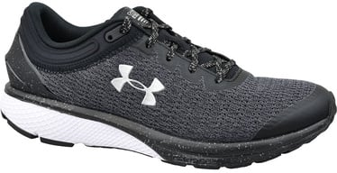 Under Armour Charged Escape 3 Mens 3021949-001 Black/White 46