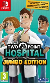 Two Point Hospital: Jumbo Edition SWITCH