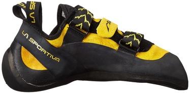 La Sportiva Miura VS Black Yellow 39