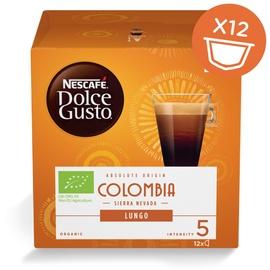 Kavos kapsulės NESCAFÉ® Dolce Gusto® Lungo Colombia, 12 vnt, 84 g