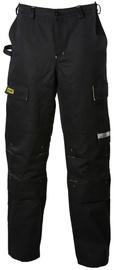 Dimex 645 Welder Trousers Black/Yellow 48
